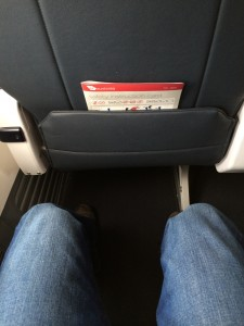 Short Haul Virgin Australia Business Class Seat