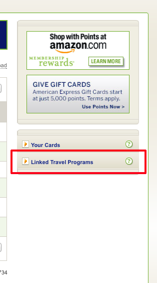 How to Transfer American Express Membership Rewards points to Frequent Flyer Miles