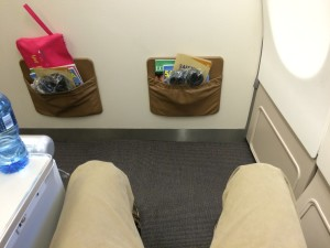 South African Airways Business Class on their A330