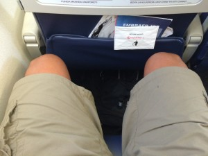 Kenya Airways Economy Class