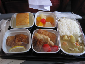 Airport Koryo food