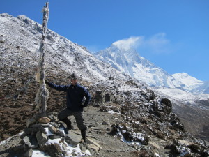 Everest Base Camp trek views