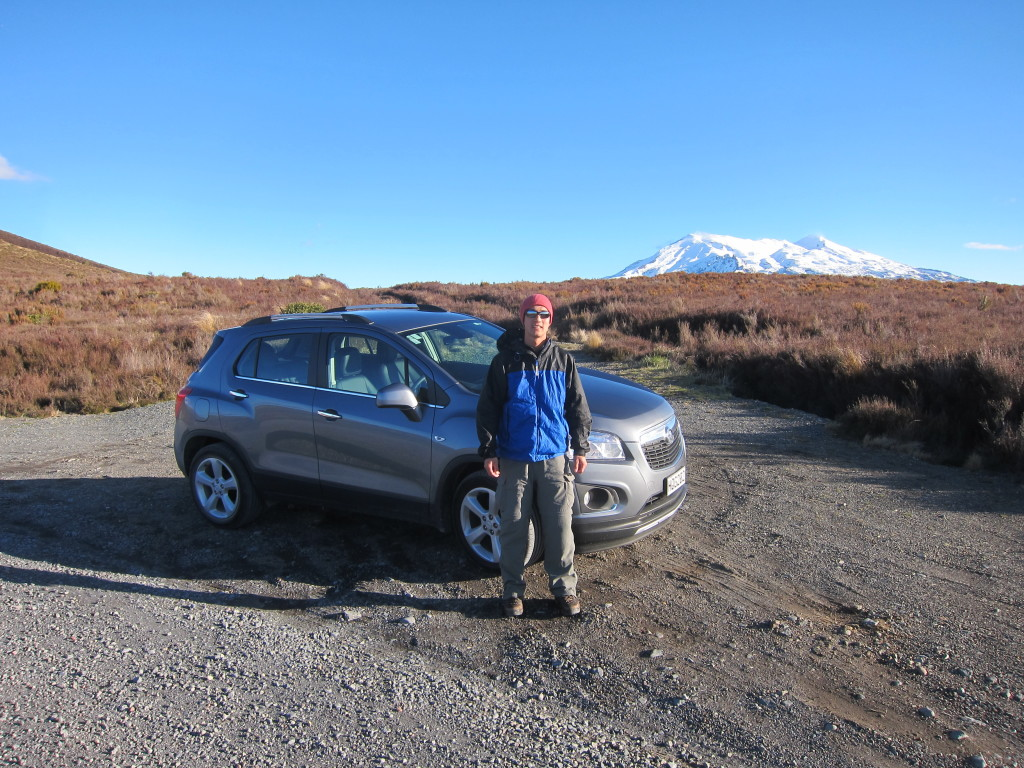 New Zealand rental car from Hertz